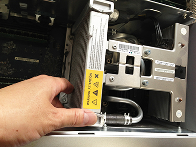 パワーマックG5 2.7DPの修理