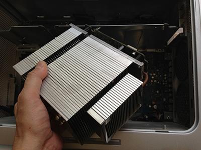 パワーマックG5の修理
