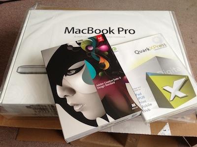 Macのソフトインストール