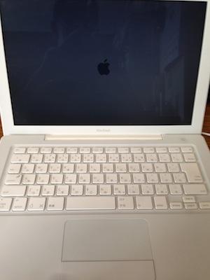 起動しないMacBook