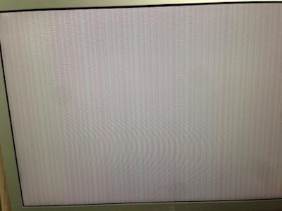 ビデオノイズが発生して起動しないMac Pro