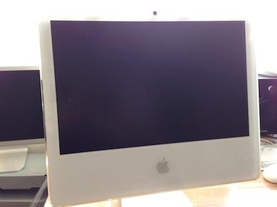 iMac起動しない