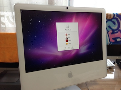 iMac修理