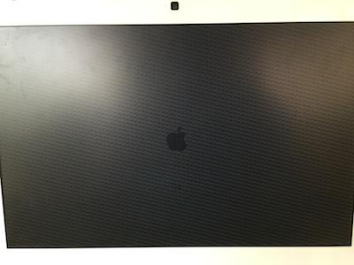 iMac2006 縞模様