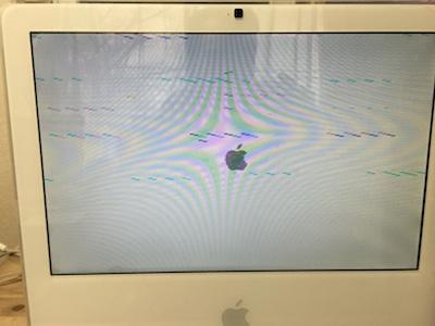 ビデオノイズiMac