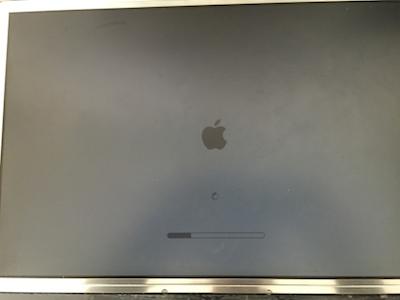 iMac HDD故障